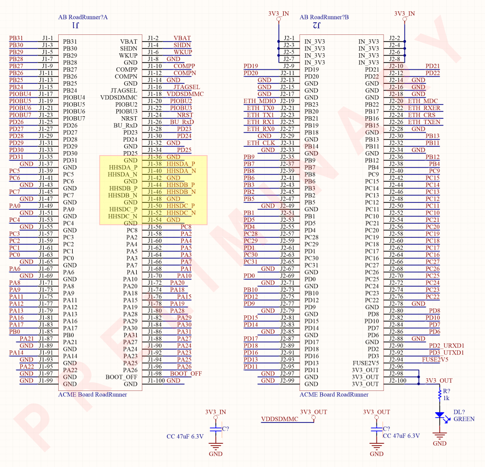 medium resolution of let s summarize the previous considerations for some schematic examples keeping in mind the differences between usba usbb and usbc peripherals of the