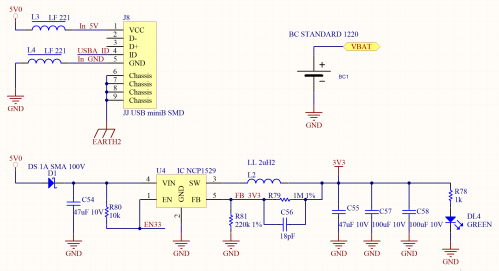 small resolution of if the 5v power supply is not reliable enough it s better to add some protection and filtering devices