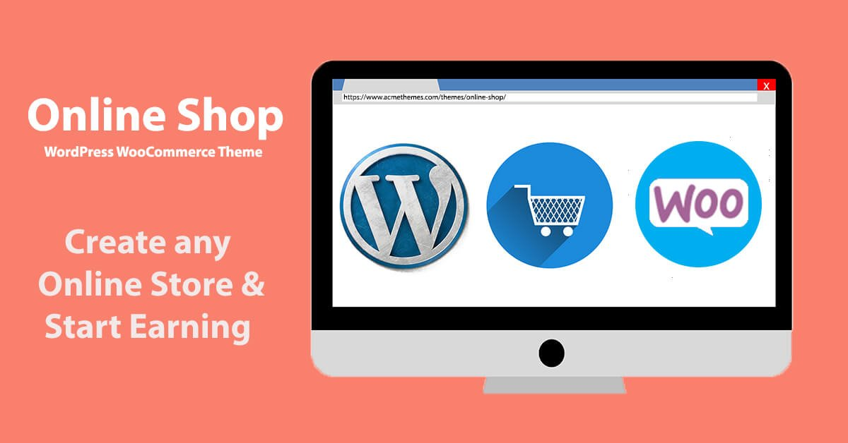 Online Shop – Most useful and elegant WooCommerce WordPress Theme