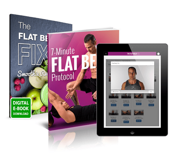 the Flat Belly Fix free
