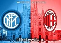 Milano municipality wants to postpone Milan-Inter derby