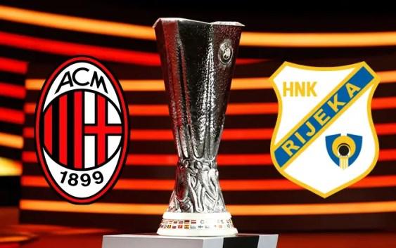 AC Milan - Rijeka