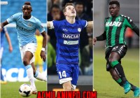 Midfielder wanted: 3 targets for January