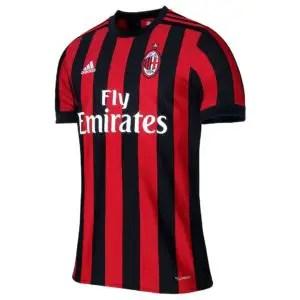 AC Milan Home Jersey Men 2017/18