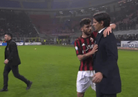 Peace between Inzaghi and Cutrone after Milan vs Lazio