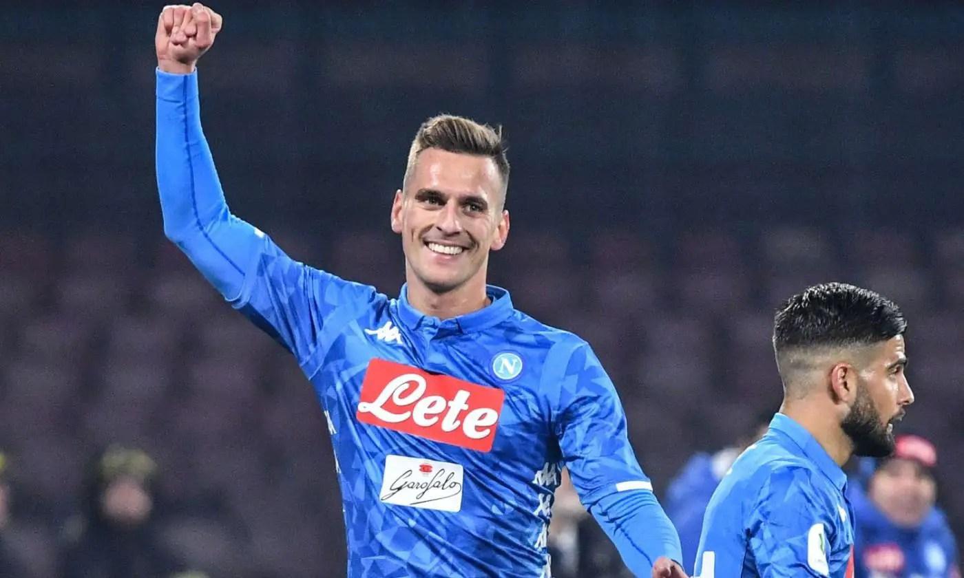 AC Milan open talks with Napoli striker: the details | AC Milan News