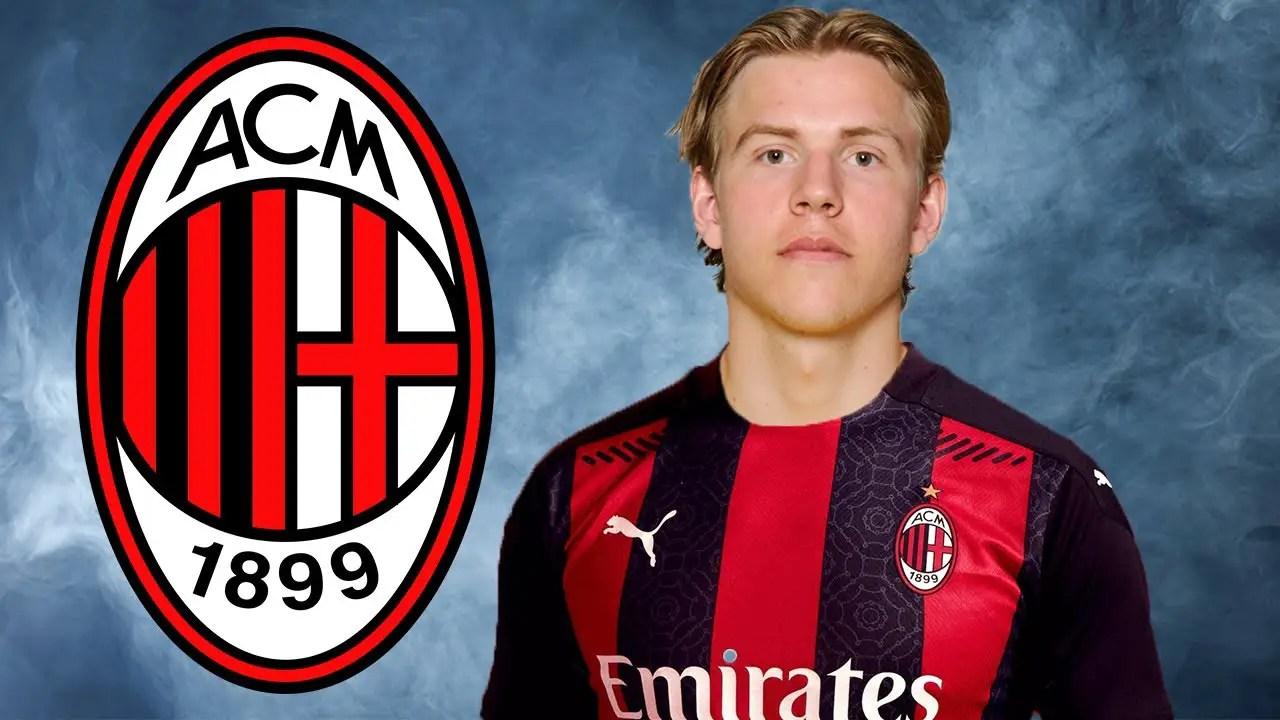 AC Milan sign Jens Petter Hauge: the details