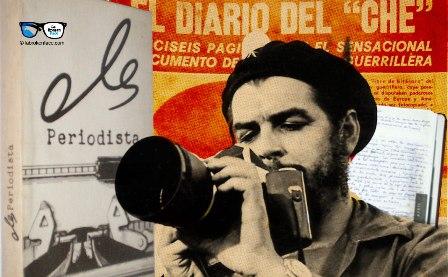 El Che, también faro y guía del periodismo cubano