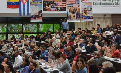 Fourth International Conference for World Balance opens in Havana