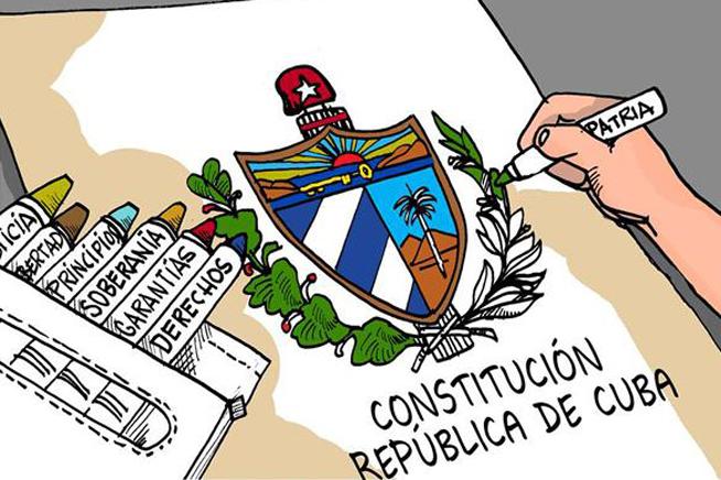 Nueva Constitución de la República de Cuba