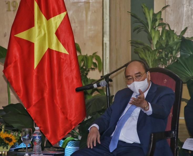 Presidente de Vietnam califica de exitosa su visita a Cuba