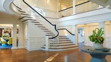 Beautiful Staircase Design Of For Duplex E   ACNN DECOR
