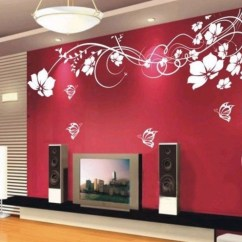 Wall Painting Designs For Living Room Sofas Small Rooms Paint Of 32799 Acnn Decor Design Extraordinary Walls Paints