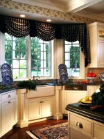Magnificent Kitchen Bay Window Decorating Ideas Of ...