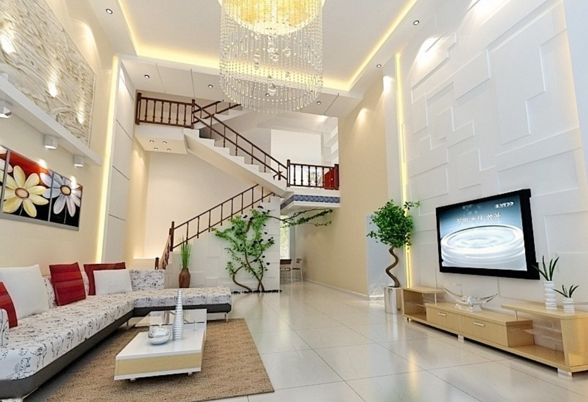 Remarkable Beautiful Staircase Design Of Best Design Villa | Small Living Room With Stairs | Interior Design | Tiny | Cozy | Stairway | Bedroom