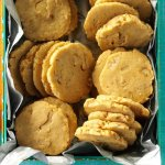 Moravian Black Walnut Cookies