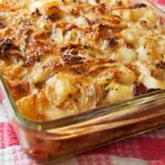 Kapusta - Polish Cabbage, Potato, and Bacon Bake
