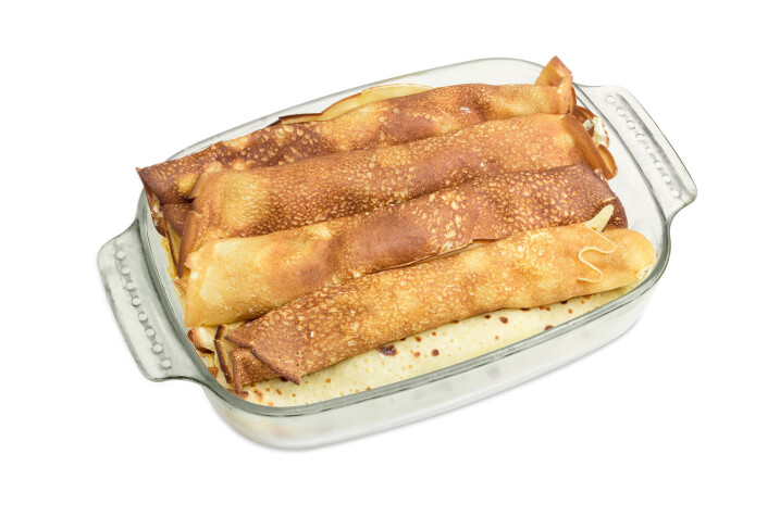 nalesniki - polish crepes