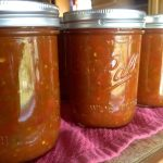 homemade chili sauce