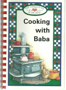Cooking with Baba Cookbook, Reading, PA
