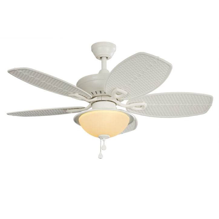 Beachy Style Ceiling Fans For Under 100 A Coastal Cottage