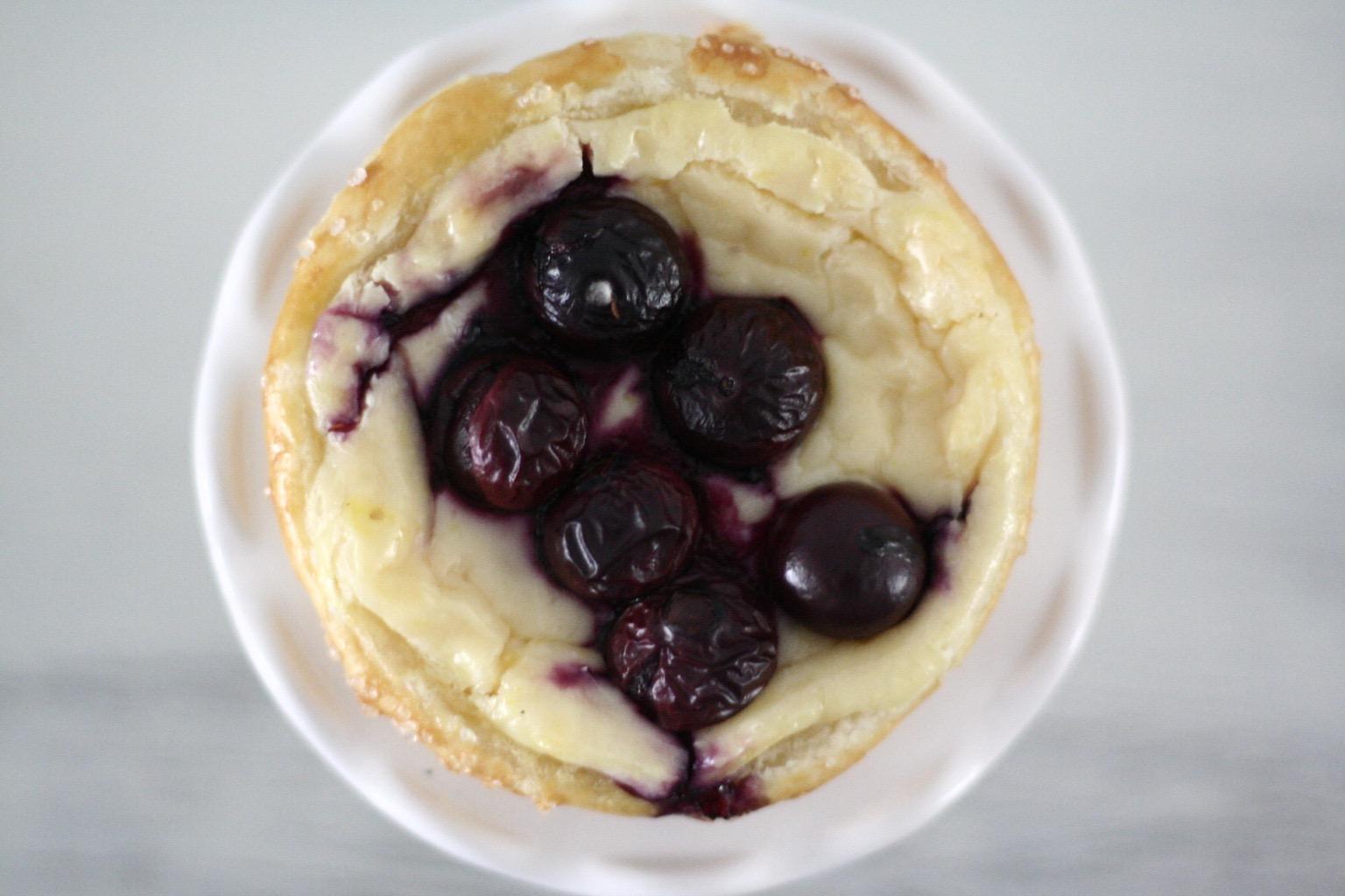 Recipe: Fruit & Cream Cheese Pastry