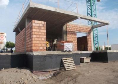 CONSTRUCCIÓN VIVIENDAS UNIFAMILIARES