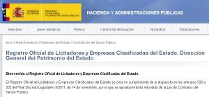 2015-08-26 09_49_31-Registro Oficial de Licitadores y Empresas Clasificadas del Estado. Dirección Ge