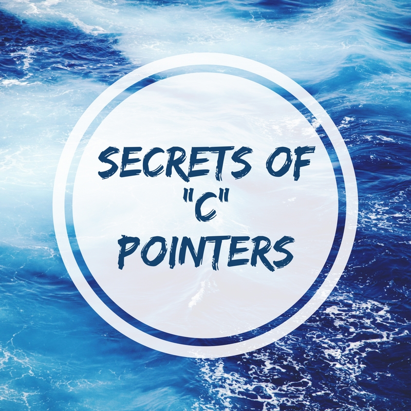 Top 20 C pointer mistakes and how to fix them - A CODER'S JOURNEY