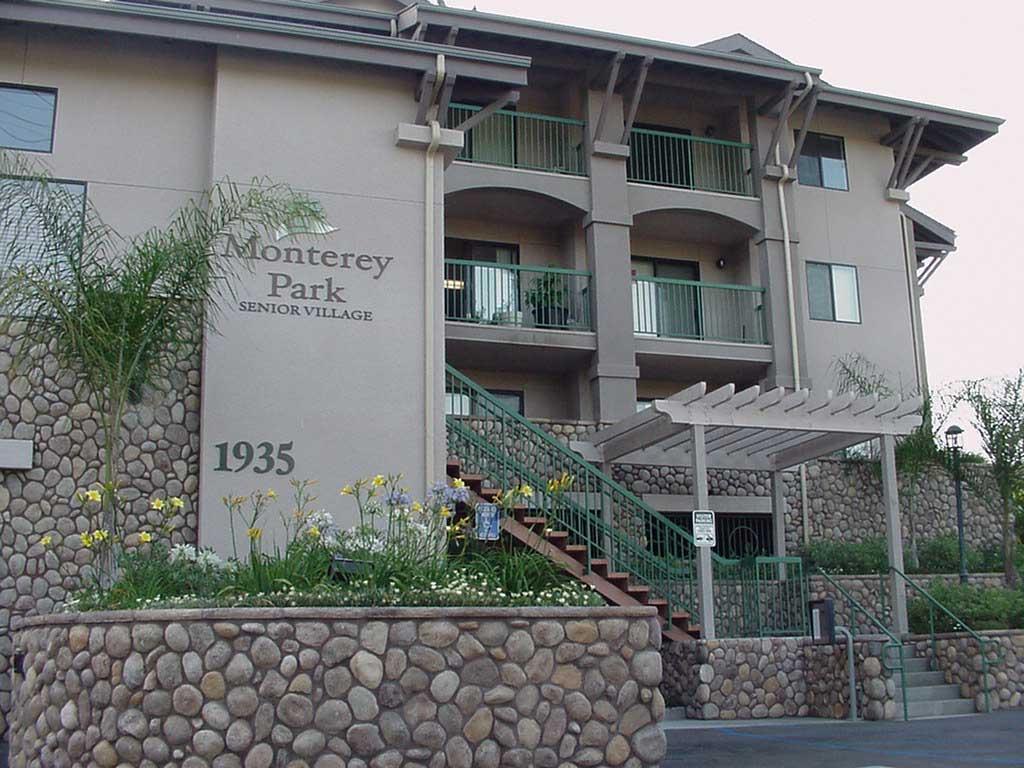 monterey park senior village