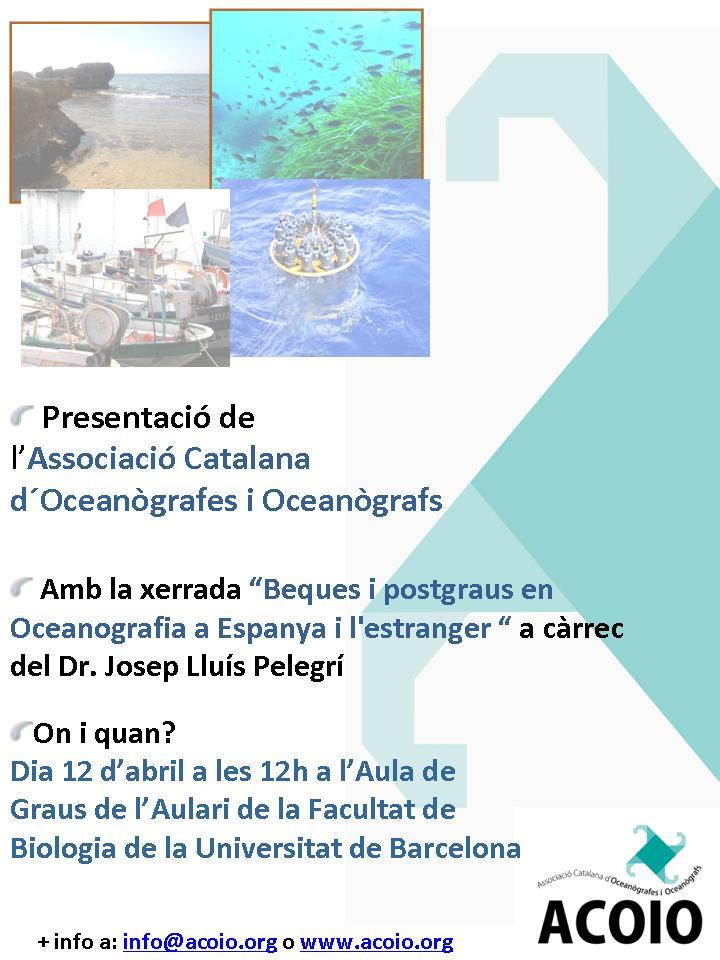 Associació Catala d'Oceanògrafs
