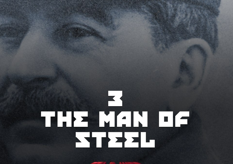 #3 – The Man Of Steel