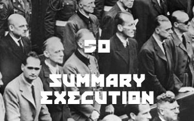 #50 – Summary Execution