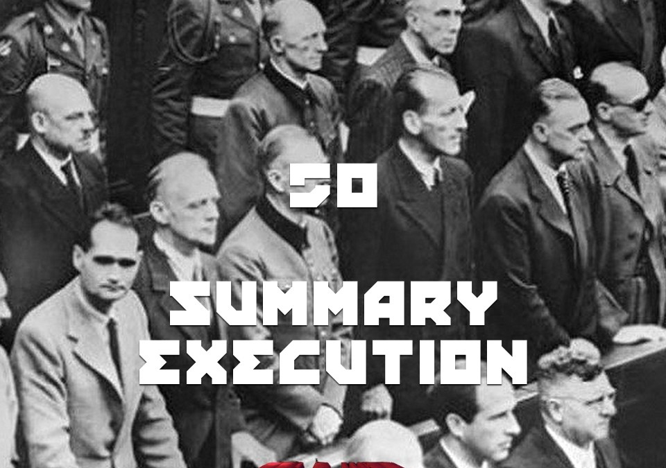 #50 – Summary Execution