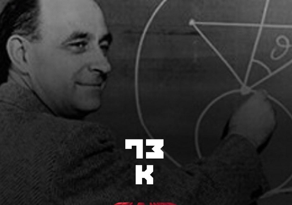 #73 – k