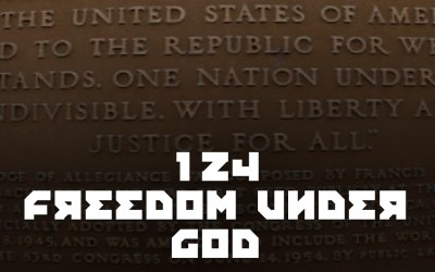 #124 – Freedom Under God