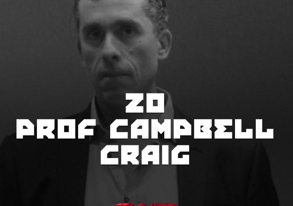 #20 – Campbell Craig
