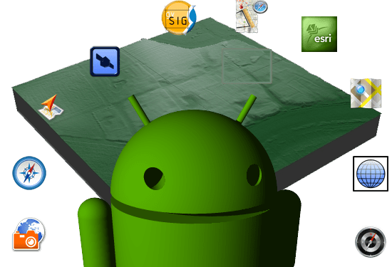 GIS apps for Android – GeoGeek