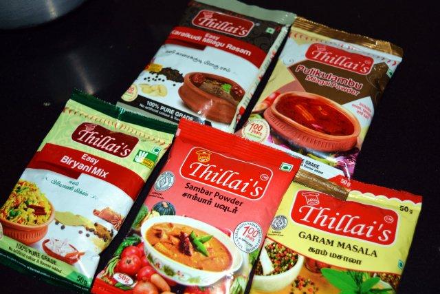 Thillai's