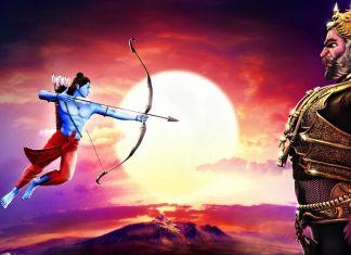 Raavan Hindu Mythology