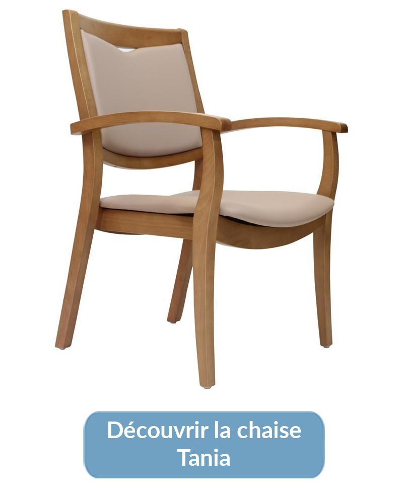 mobilier pour une personne en surpoids