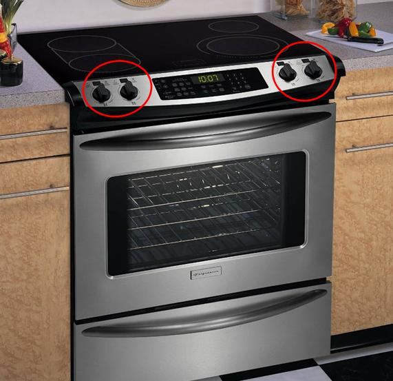 Frigidaire and Electrolux ICON Electric Smoothtop Cooktops