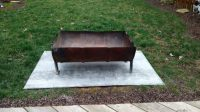 Steel Drum Fire Pit - How to Build - A Concord Carpenter