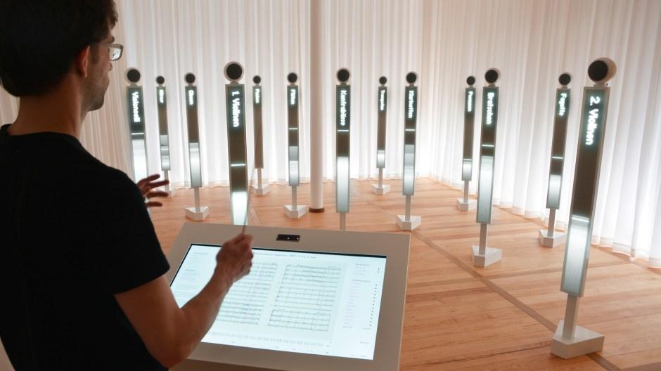 EFFEKTORIUM – Interactive Installation