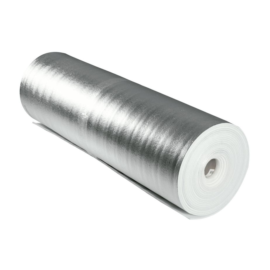 Rollo aislante termico aluminizado  Materiales de