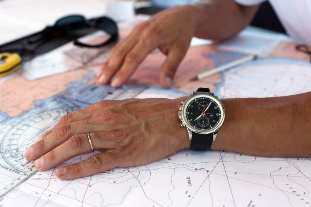 Exploring Iberia With The IWC Yacht Club Chrono A