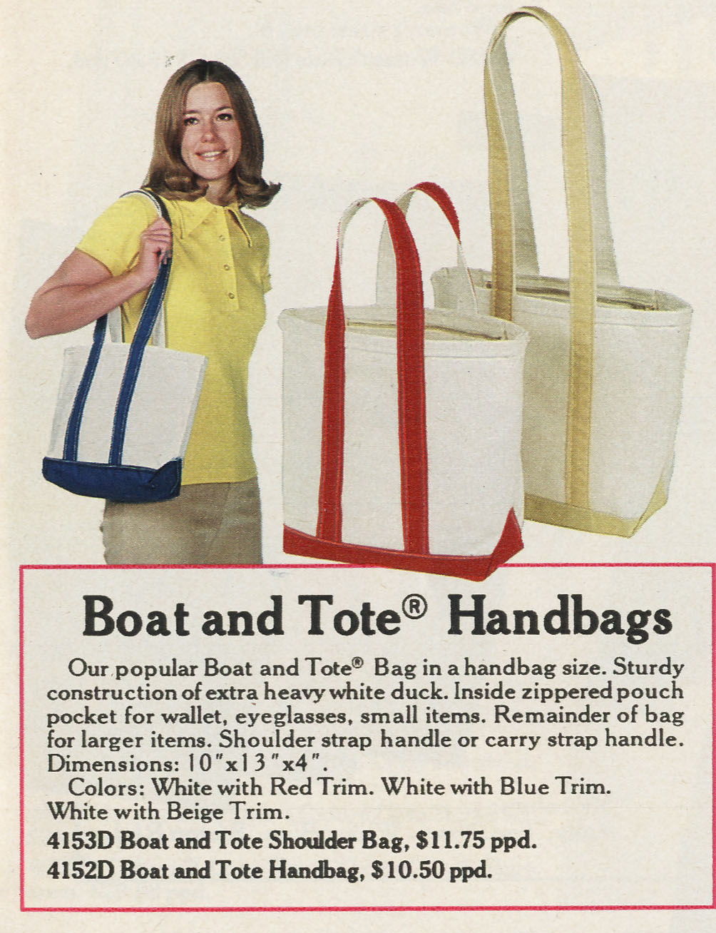 l l  bean boat and tote