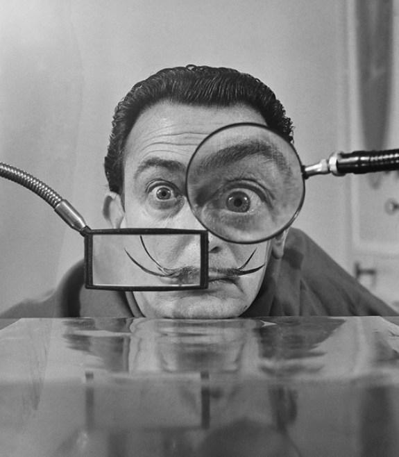 salvador Dali. 1950