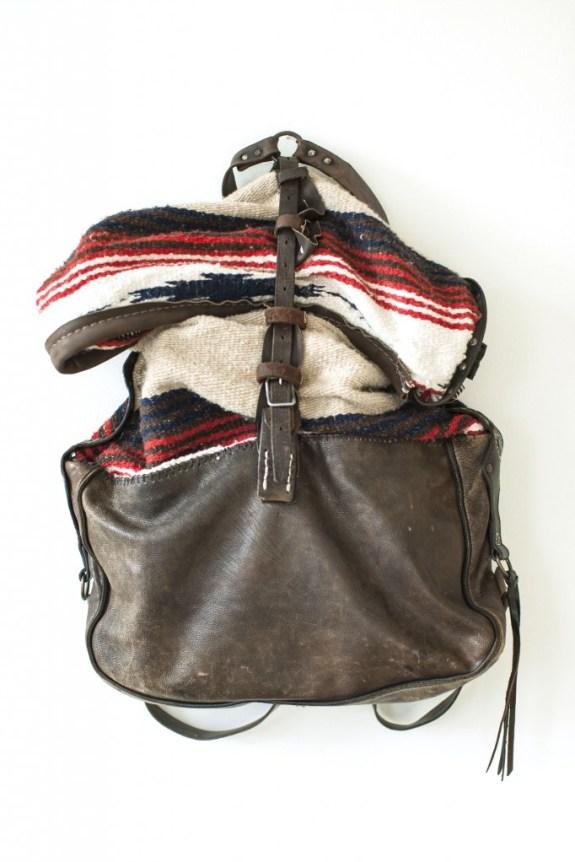 pg. 11 - Navajo Backpack