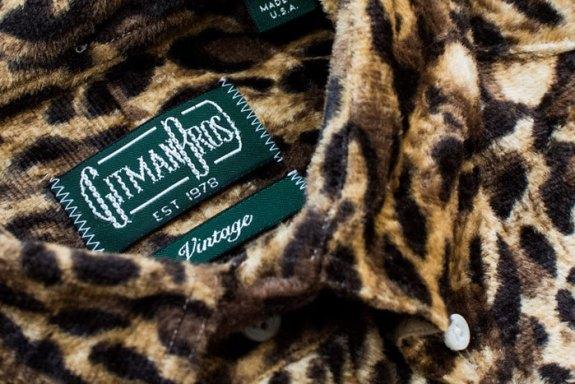 Full faux fur Snow Leopard